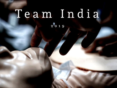 Photo-documentary of  Team India trip during 2019