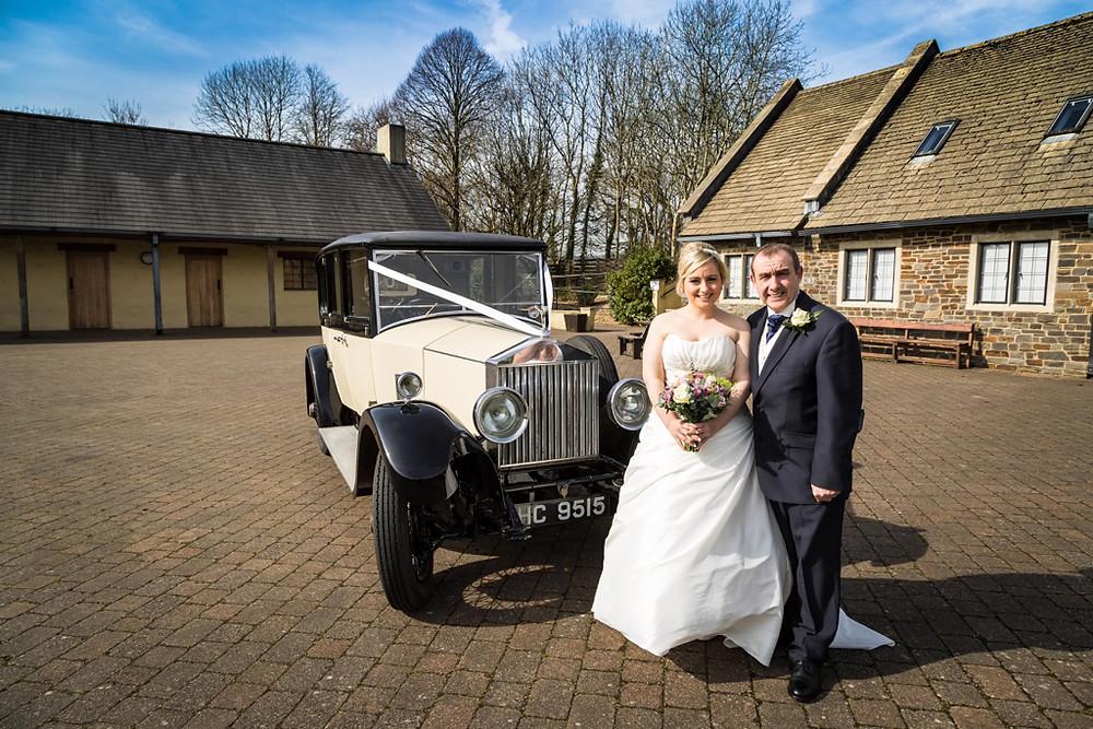 Llancaiach Fawr wedding photography
