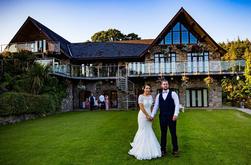 Wedding Photography at the Canada Lodge and Lake Cardiff