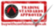 Trading Standards Logo for pre-approved wedding photographer