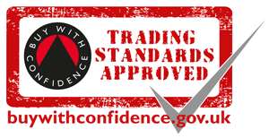 Logo of Trading Standards Approved