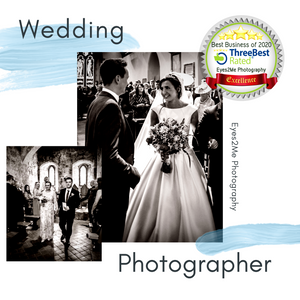 Don't forget to book the wedding photographer