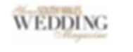 logo of the South Wales Wedding Magazine