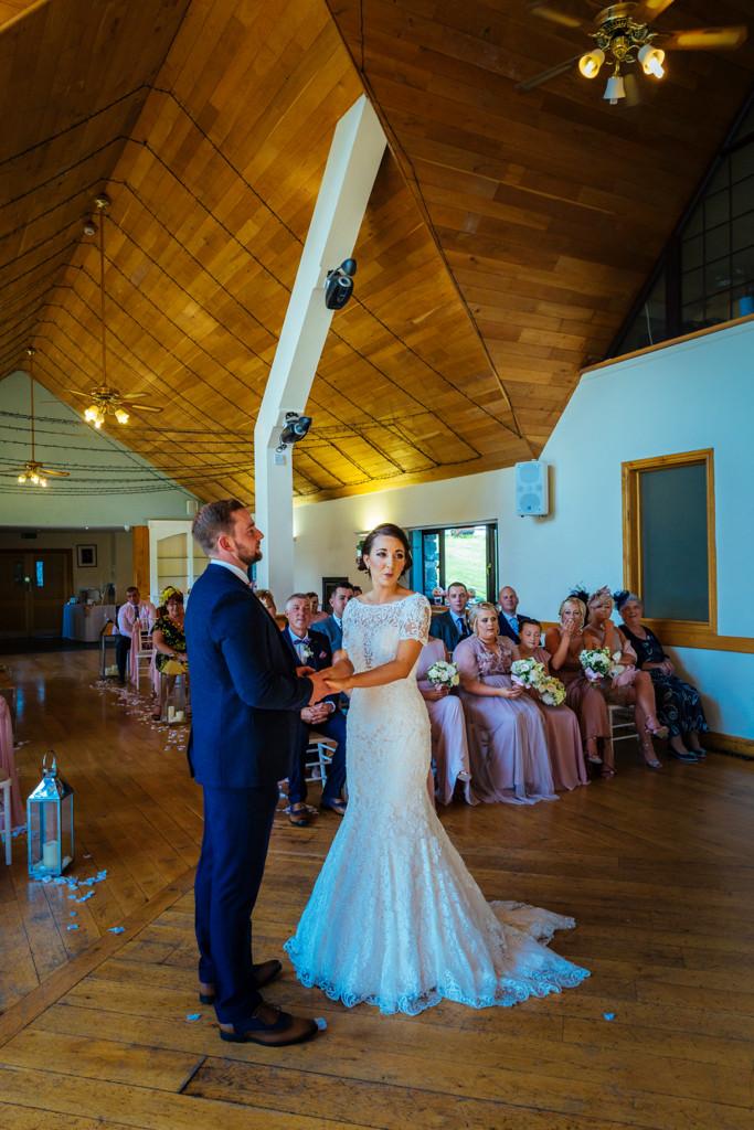 wedding at Canada Lodge and Lake Cardiff
