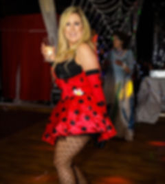 Fancy dress party Photograph of lady bird