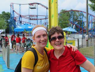 Camp Greentop takes on Adventure Park USA!