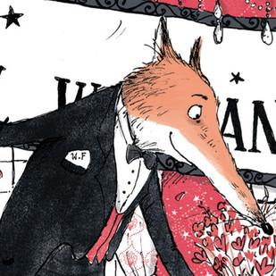 The Terribly Friendly Fox