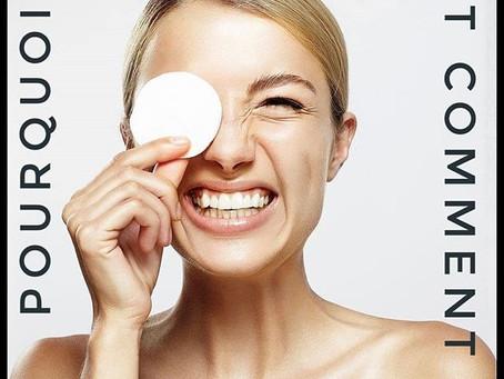 Comment et pourquoi est-ce important de nettoyer sa peau le soir?