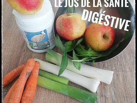 Le jus de la santé digestive 👍