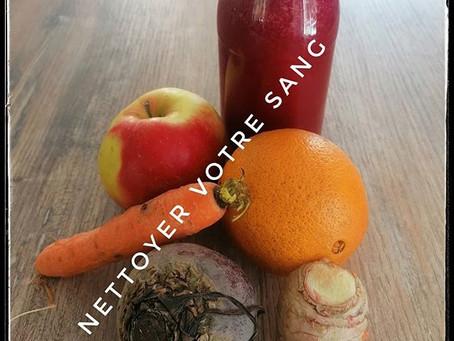Le jus rouge, l'allié santé pour le foie et le sang