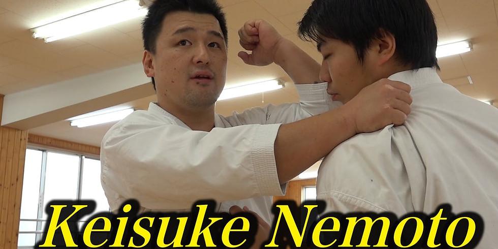 Master Shigeru Takashina Memorial Camp 2019