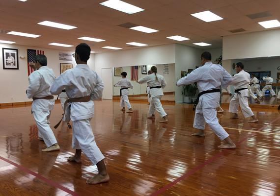 Advanced class training