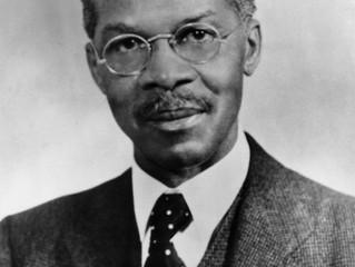 Louis Gregory - An early Washington DC Baha'i