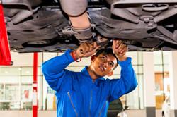 Tyres & Exhausts