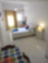 Camera da letto pian terreno