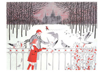Snow in the Park - Gift Card