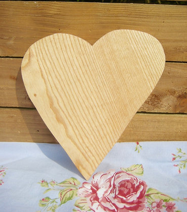Heart shaped chopping board/ cheeseboard