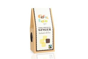 Cocoa Loco Dark chocolate Ginger