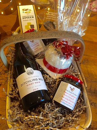 Large Christmas Hamper No 1