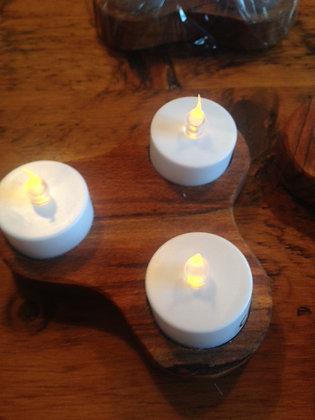 Candle holder cluster