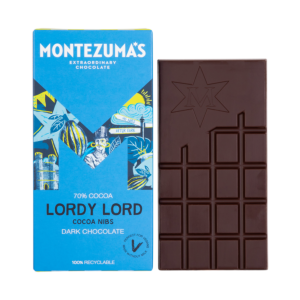 Lordy Lord Chocolate with Cocoa Nibs
