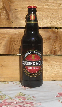 Bottle of Arundel Ale