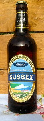 Bottle of 'Hepworth' Sussex