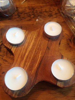 4 Candle holder