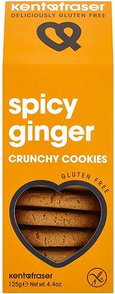 Gluten free Spicy Ginger