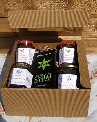 Small  Spicy lovers Hamper