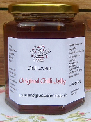 Chilli Lovers Chilli Jelly