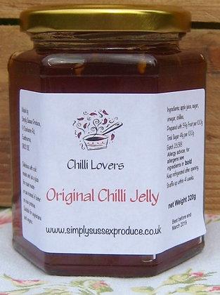 Chilli Lovers Chilli Jelly
