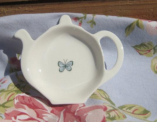 Butterfly Tea tidy