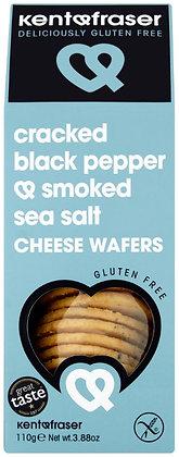 Kent & Fraser Cracked pepper & smoked sea salt