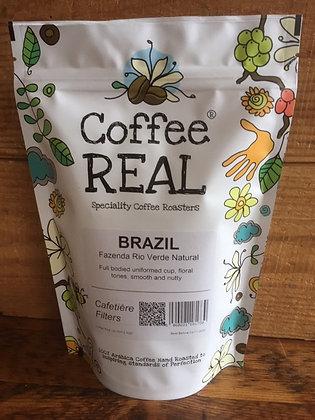 Brazilian Coffee ground