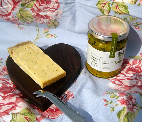 Arthurs spiced cheese with cumin and cloves