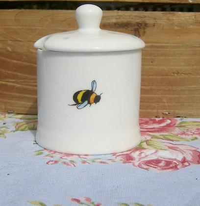 Bee Jam Jar