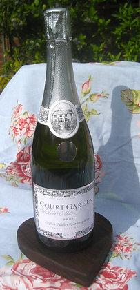 Blanc de Noirs vintage sparkling wine 2010