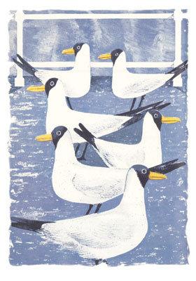 Gift Card 'seagulls'
