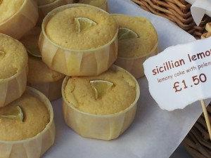 Sicilian Lemon Cake