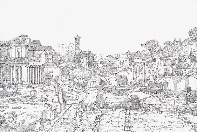 Roma, I Fori