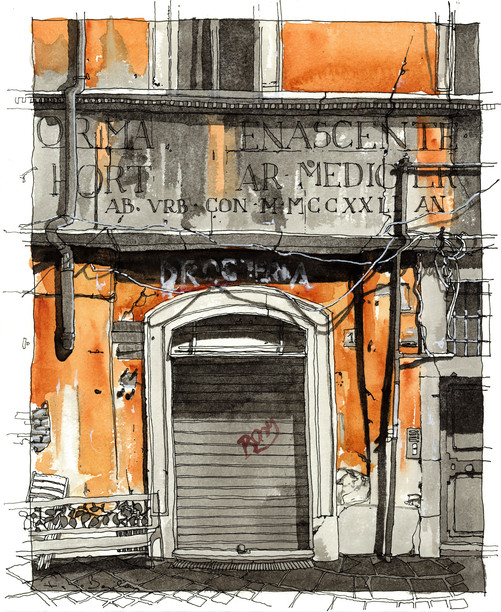 Walls of Rome - Ghetto