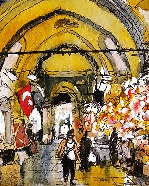 F Barilari - Istanbul _ Gran Bazar.jpg