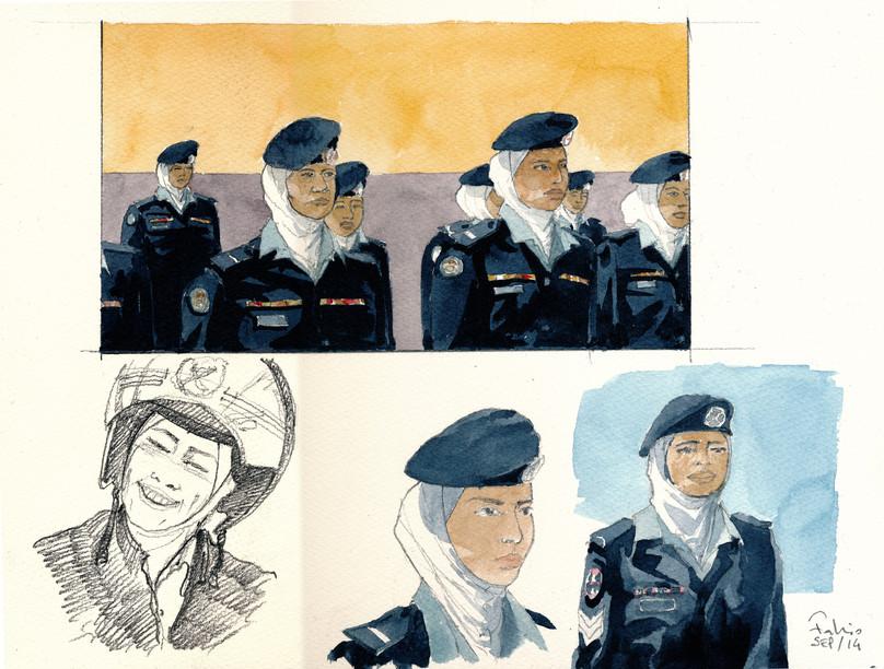 Women of Jordan #3