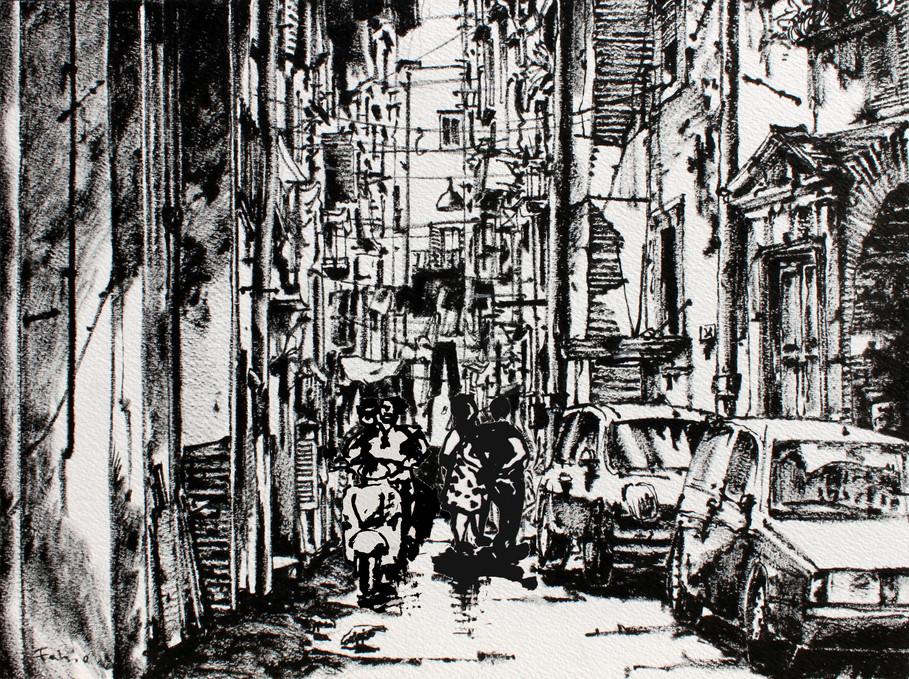 Quartieri Spagnoli #1