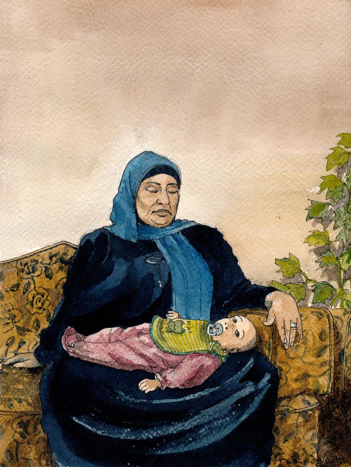 Women of Jordan #1