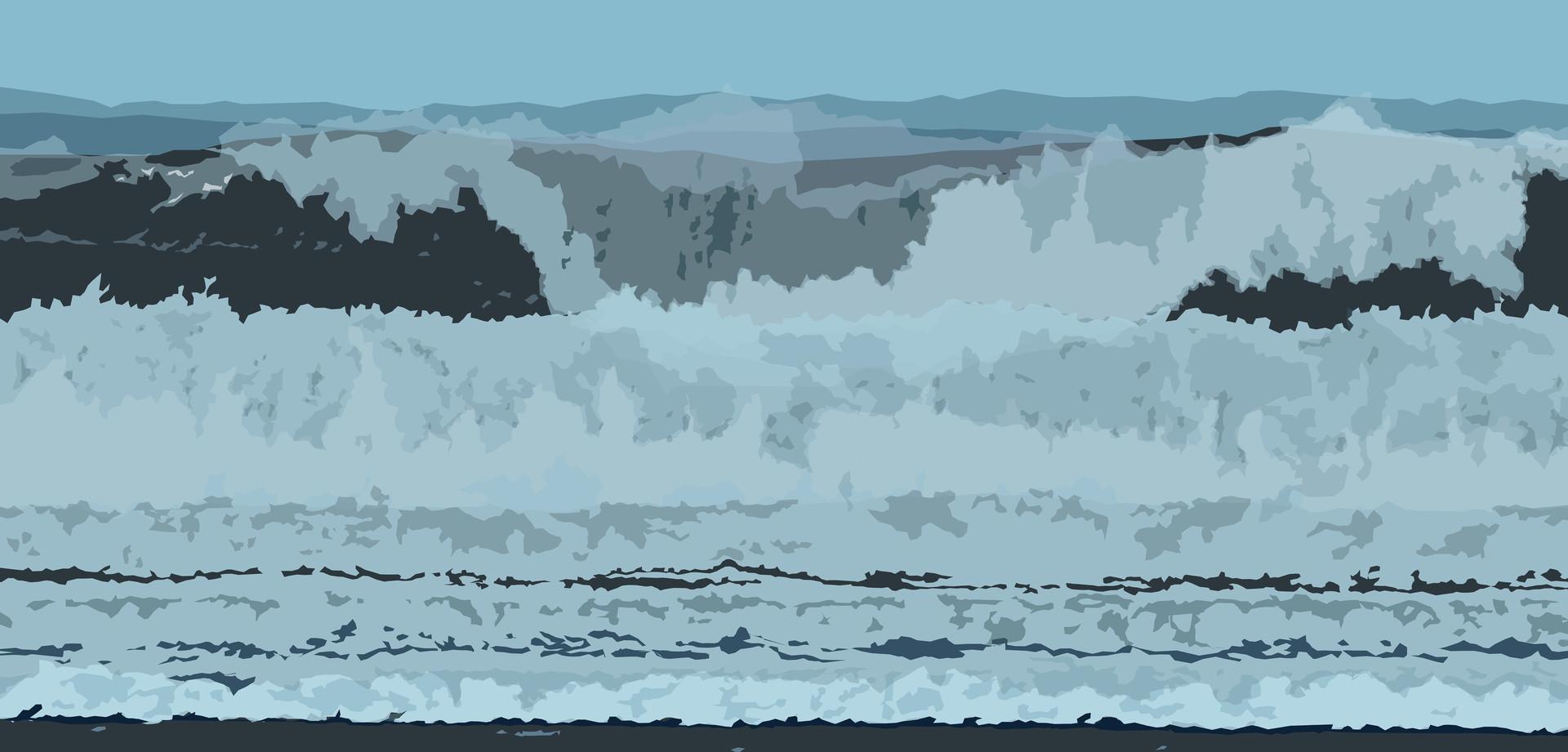 Sea #4 - Waves