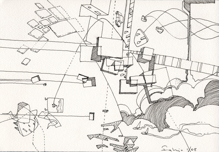 Architettonica _ Mapping Paths #1
