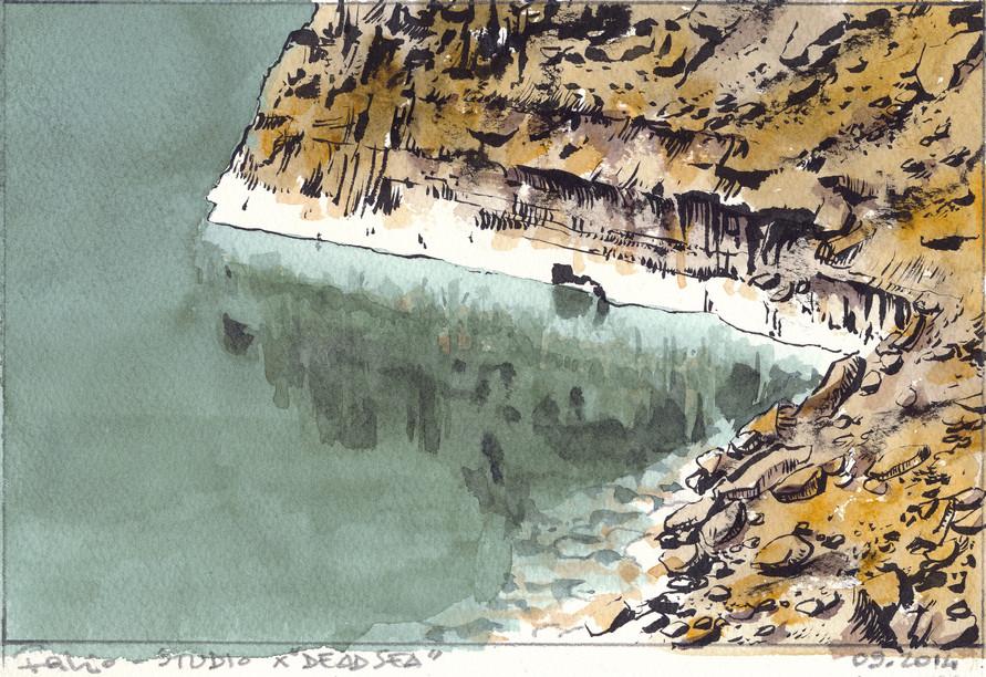Jordan _ Dead Sea #1