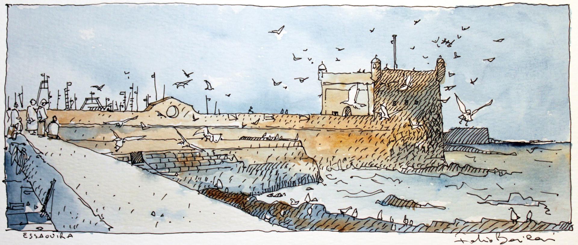Essaouira Port #1